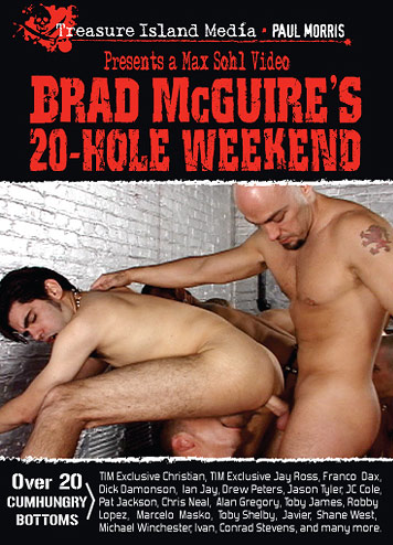 Brad McGuire's 20 Hole Weekend